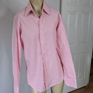 Boss - Hugo boss pink dress shirt